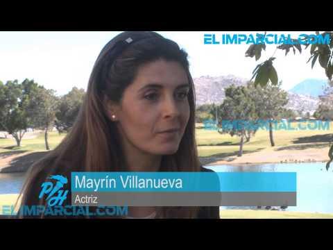Entrevista con Mayrín Villanueva