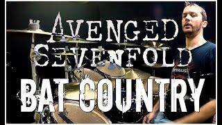 getlinkyoutube.com-AVENGED SEVENFOLD - Bat Country - Drum Cover