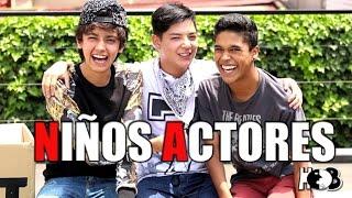getlinkyoutube.com-Niños Actores / Harold - Benny / #NiñosActores