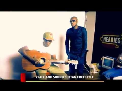 2Face And Sound Sultan 'One' Freestyle @2faceidibia @Soundsultan (AFRICAX5)