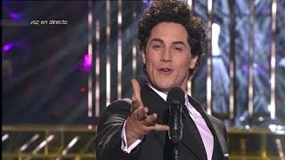 getlinkyoutube.com-Tu cara me suena - Daniel diges imita a Antonio Molina