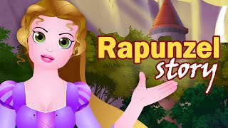 getlinkyoutube.com-Rapunzel | Bedtime Stories | Fairy Tale Story for Kids