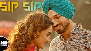 getlinkyoutube.com-Sip Sip (Full Video) || Charan || New Punjabi Songs 2016 / 2017 || SagaHits
