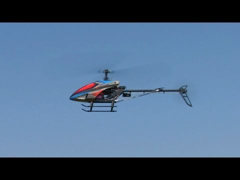 New Walkera V500D01 Flybarless 3D RC Helicopter Flight Review