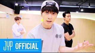 "getlinkyoutube.com-2PM ""My House(우리집)"" Dance Practice #2 (Eye Contact Ver.)"