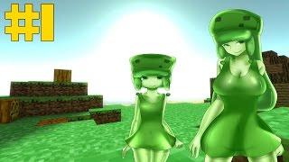 getlinkyoutube.com-THE JOURNEY BEGINS! - #1 - Minecraft The Visual Novel