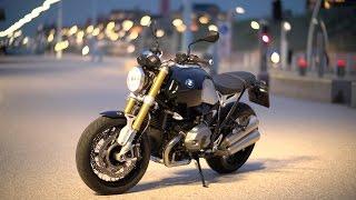 getlinkyoutube.com-Motor Test: BMW R NineT - MotoMe - S2/12