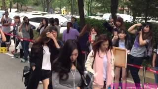 getlinkyoutube.com-[HD Fancam] 150911 SNSD Sunny Tiffany Yuri Yoona Music Bank 소녀시대 써니 티파니 유리 윤아 뮤직뱅크 직캠