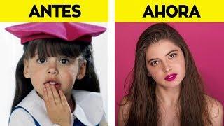 getlinkyoutube.com-Carita de Angel: Así  luce el elenco en la actualidad |  Novelas
