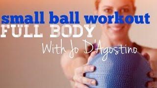 getlinkyoutube.com-40 Minute | Small Ball Mat Workout = Body Burn!
