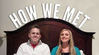 HOW WE MET!! Ellie and Jared width=
