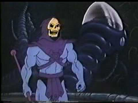 HE MAN  - Skeletor vs Hordak (Original Series!)
