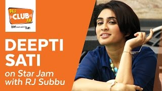 getlinkyoutube.com-Star Jam : Deepti Sati - Club FM 94.3