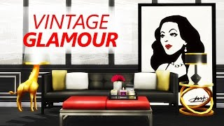 getlinkyoutube.com-The Sims 4 Vintage Glamour Stuff Pack | REVIEW | BUILD & BUY