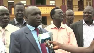 SPLM HOUSE AWIEL GENERAL MALONG