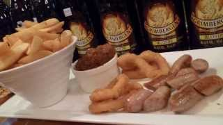 Grimbergen Blonde Beer Launch