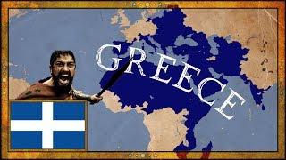 EU4 - VENICE TO GREECE - Greece - Timelapse