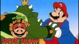 getlinkyoutube.com-Super Mario Brothers Super Show 118 - MARIO MEETS KOOP-ZILLA