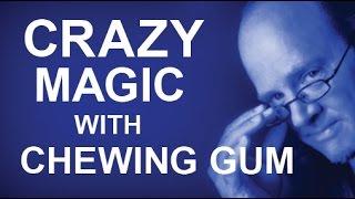 getlinkyoutube.com-SUPER EASY MAGIC TRICK WITH CHEWING GUM