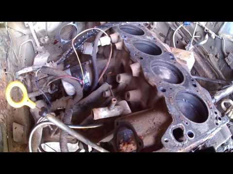 Неадекватное снятие двигателя с NISSAN