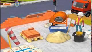 getlinkyoutube.com-Little Builders เกมส์ก่อสร้างสำหรับเด็ก ฉาก ก่ออิฐกำแพง ผสมปูน
