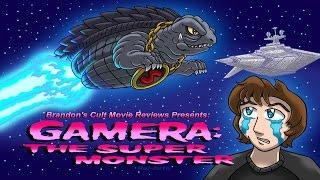 getlinkyoutube.com-Brandon's Cult Movie Reviews: Gamera Super Monster