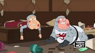Family Guy - saison 16, épisode 14 (extrait)