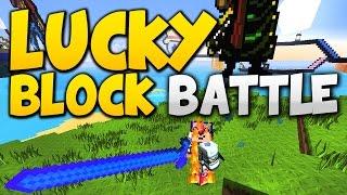 getlinkyoutube.com-LUCKY BLOCK BATTLE