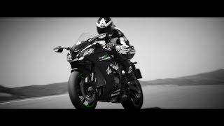2016 Ninja ZX-10R KRT Winter Test Edition Promotion Video