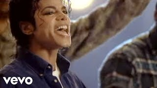 getlinkyoutube.com-Michael Jackson - The Way You Make Me Feel (Official Video)