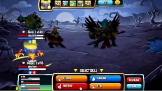 getlinkyoutube.com-Monster Legends Adventure Map Level 70