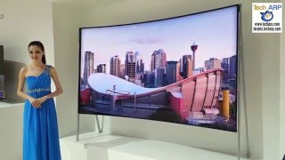 """The 98"""" Samsung 8K SUHD TV Quick Look"""