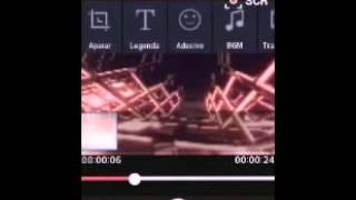 getlinkyoutube.com-Como fazer uma intro no celular  para seu canal