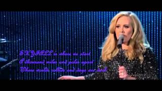 getlinkyoutube.com-Adele   Skyfall (live at the 85th Academy Awards)(OSCARS 2013)(lyrics)