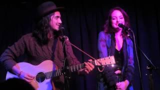 getlinkyoutube.com-Love is Done by Liz Gillies and Avan Jogia