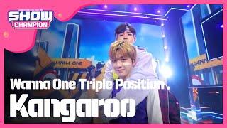 Show Champion EP.273 Wanna One TriplePosition   Kangaroo