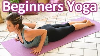 getlinkyoutube.com-Yoga for Beginners | Weight Loss Yoga Workout, Full Body for Complete Beginners, 8 Minute Yoga Class