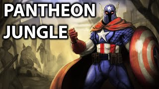 getlinkyoutube.com-LoL Pantheon Jungle s6 Carry