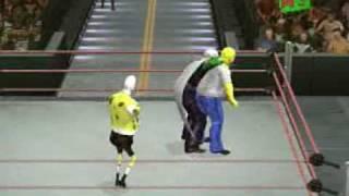 getlinkyoutube.com-SVR2010 Fictional CAW Royal Rumble Part 1