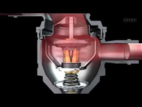 MAHLE 3D термостат