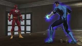 getlinkyoutube.com-DCUO The Flash in Legends PvP!!!! - First Try