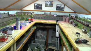 getlinkyoutube.com-Dave\s Model Railway ..The Incline