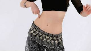 getlinkyoutube.com-How to Do a Reverse Vertical Figure 8 | Belly Dancing