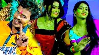 getlinkyoutube.com-दारू पिके होलिया में गिरल बा सजनवा - Rang Dale Da Holi Me - Pramod Premi - Bhojpuri Hot Holi Songs