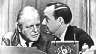 getlinkyoutube.com-What's My Line - Banned Episode, Smoking - 1950's