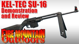 getlinkyoutube.com-Kel-Tec SU-16 Test and Evaluation