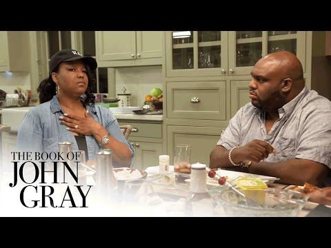 John Confronts Aventer About Not Taking Her Thyroid Medicine | Book of John Gray | OWN