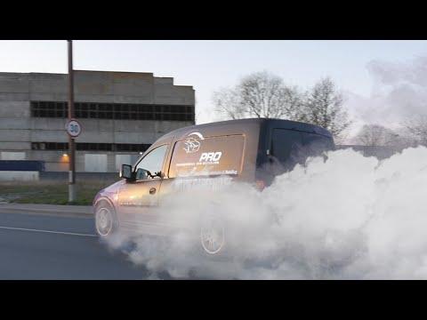 Часть 7. TURBO Opel Combo, Super - VAN. Пробный выезд!