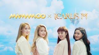 [MV] 마마무(MAMAMOO) X 이카루스M - 하늘하늘 (청순)