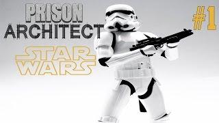 """getlinkyoutube.com-Prison Architect """"Star Wars Mod"""" Pt.1 - Storm Troopers!"""